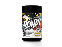 Freedom Formulations - Rowdy Pre Workout