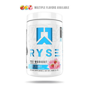 Ryse Pre-Workout - Prime.Nutrition1