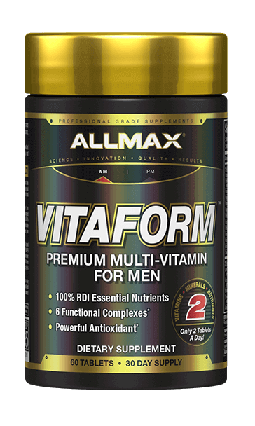 ALLMAX VitaForm for Men - Prime.Nutrition1