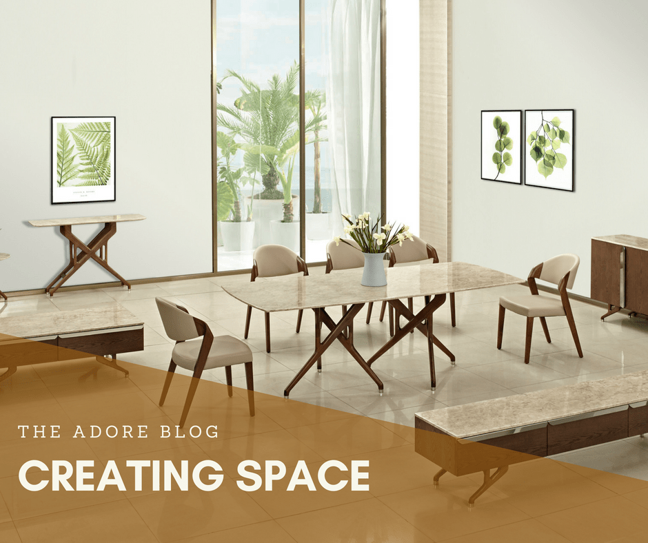 Creating Space In Your Home