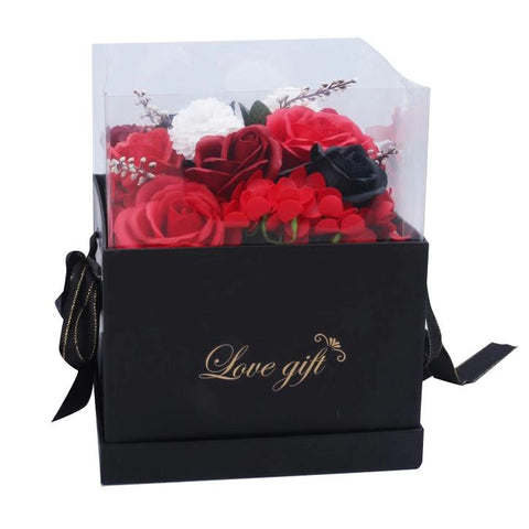 Fragrance Luxury Soap Bath Red Roses Big