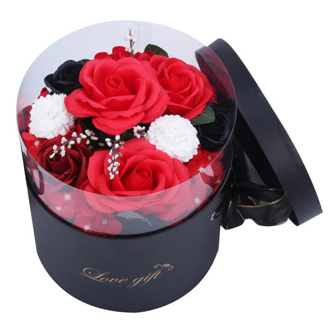 Fragrance Luxury Soap Bath Red Roses Small