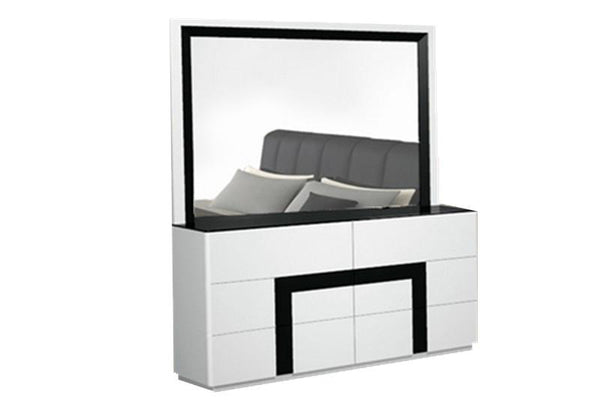 Colm Dressing Table with Mirror