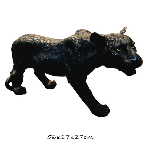 Small Leopard Sculpture