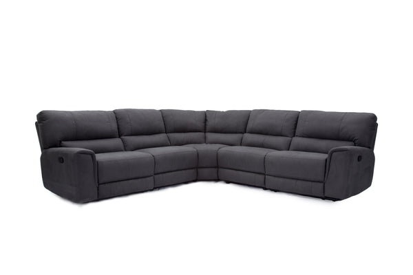ATARAH CORNER RECLINER LOUNGE SOFA SUITE