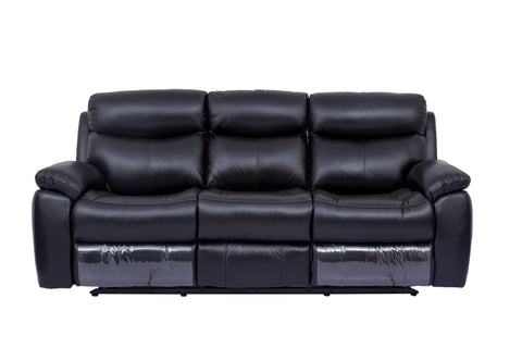 Sophia Leather Recliner Sofa