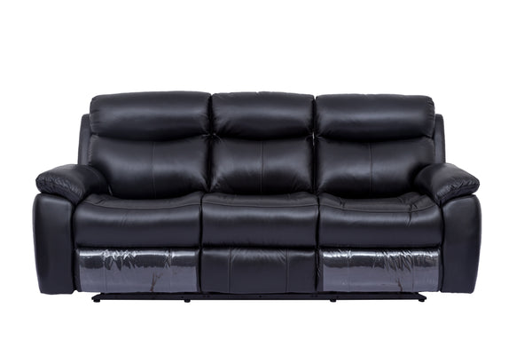 Sophia Leather Recliner Sofa - Adore Home Living Perth WA