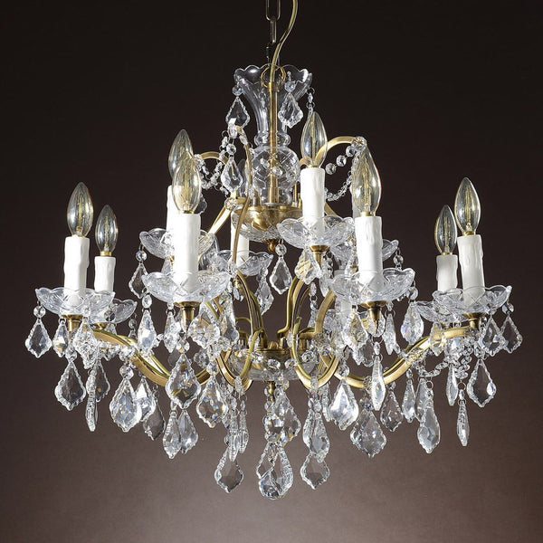 Adore Crystal Chandelier
