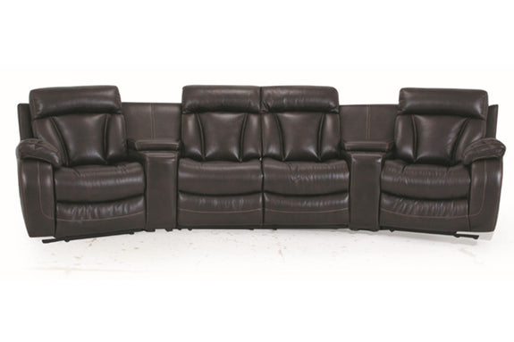 KENNEDY Leather Theatre Lounge - adore-online.myshopify.com  -  Leather Lounge