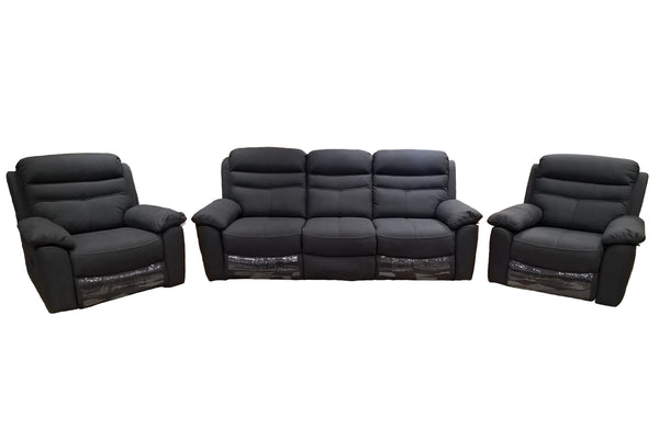 Grace 3+1+1 Sofa Set
