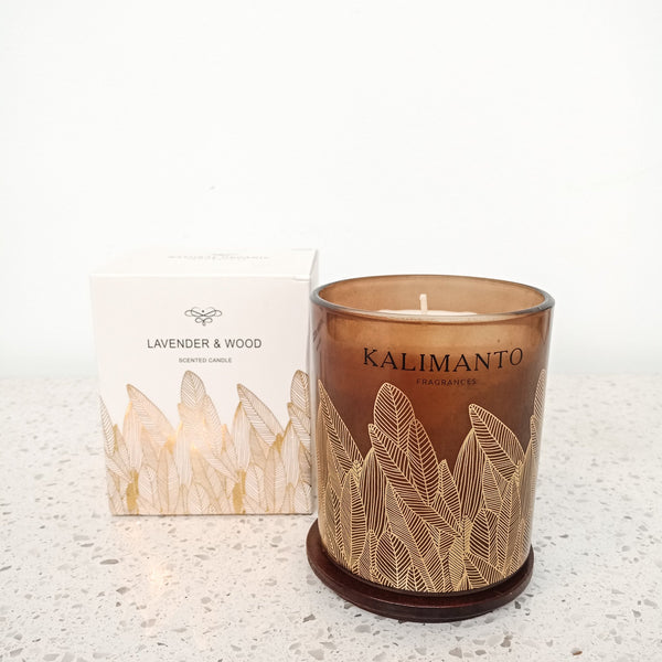 Kalimanto Candle - Adore Home Living Perth WA