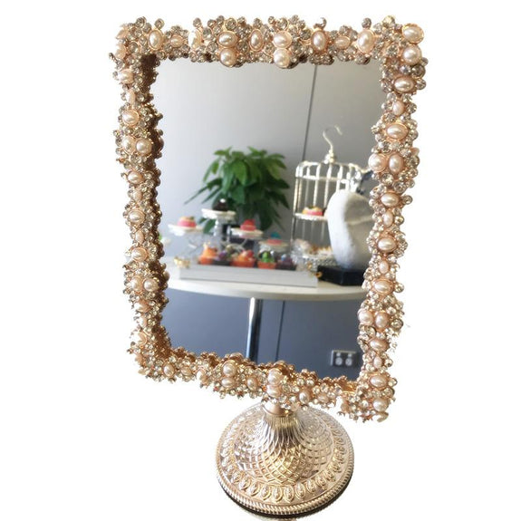 Camila Classic Makeup Sided Mirror Makeup Mirror Adore Home Living