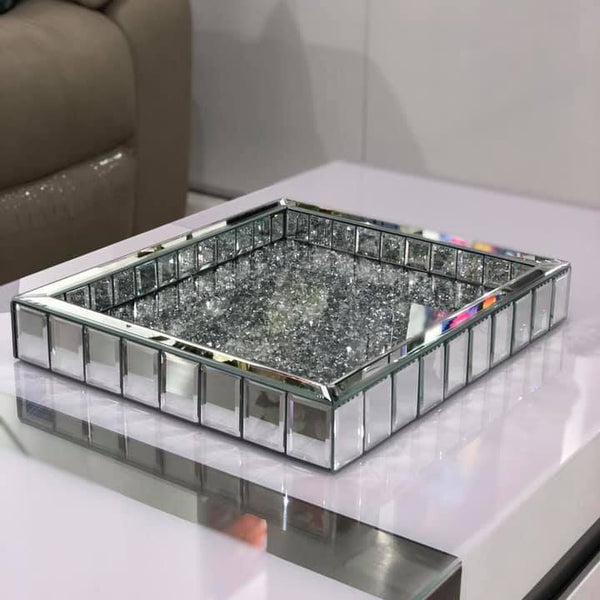 Gracie Mirrored Tray Adore Home Living Perth Furniture Store Homewares Decors