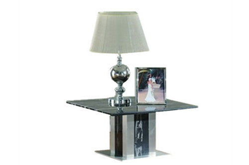Sabrina Marble Lamp Table