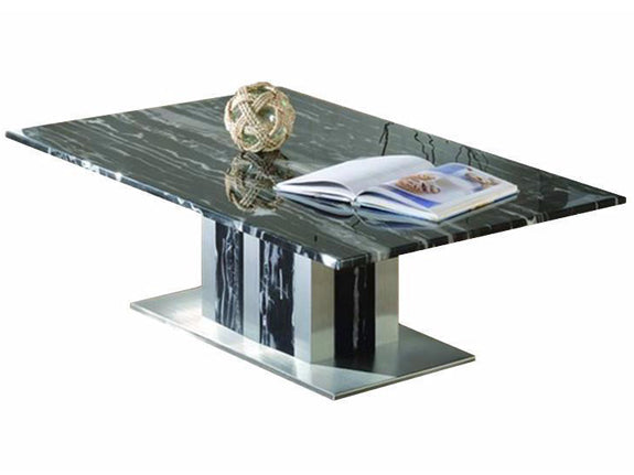 Sabrina Marble Coffee Table Coffee Table Adore Home Living