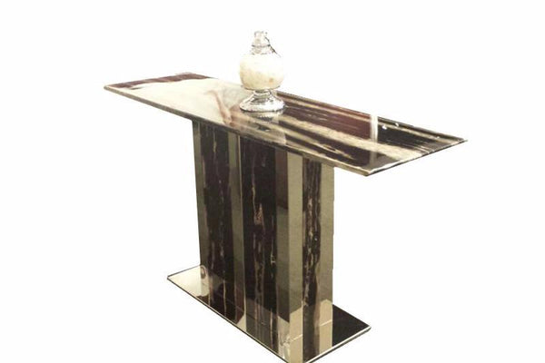 Sabrina Marble Console Table