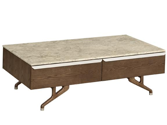 Hamilton Marble Coffee Table - Adore Home Living Perth WA