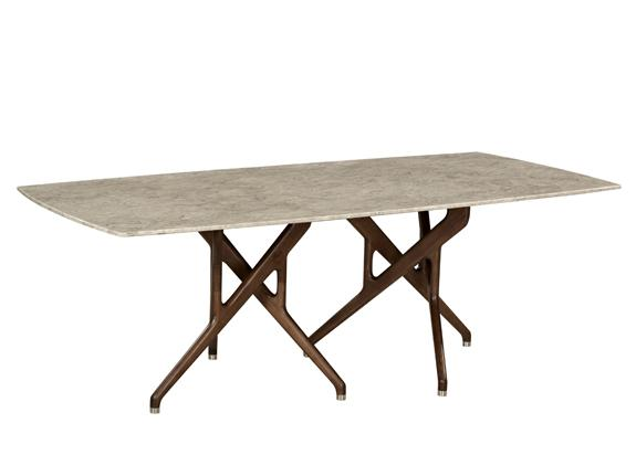Hamilton Marble Dining Table - Adore Home Living Perth WA