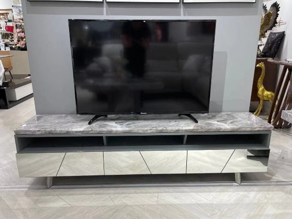 Harvey Marble Tv Unit