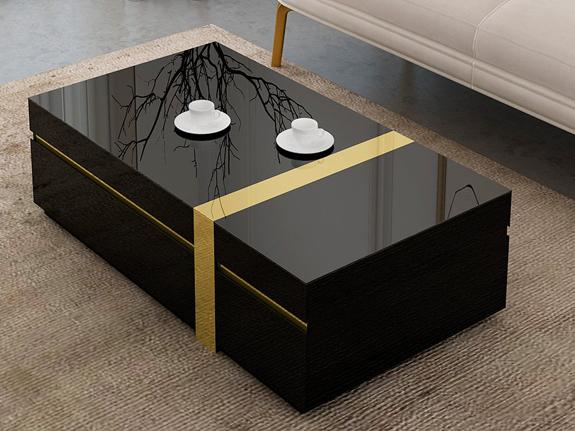 Hawkins Coffee Table - adore-online.myshopify.com  -  Coffee Table