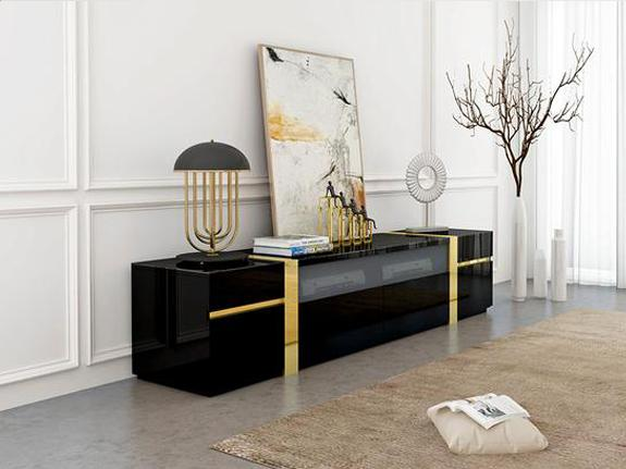 Hawkins TV Unit TV Unit Adore Home Living