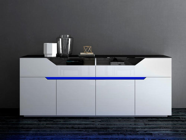 Helga Buffet with LED Light - adore-online.myshopify.com  -  Buffet