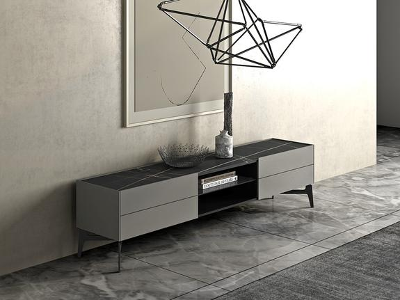 Henderson Ceramic Top Entertainment Unit TV Unit Adore Home Living