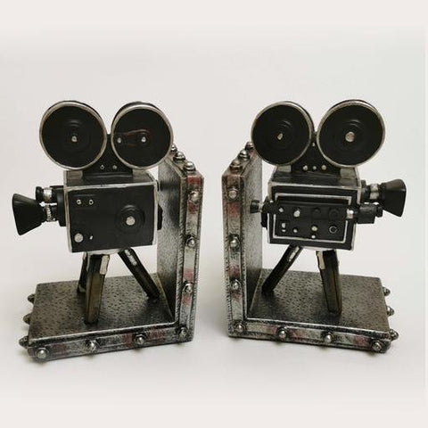 Bookend-Bioscopes Pair