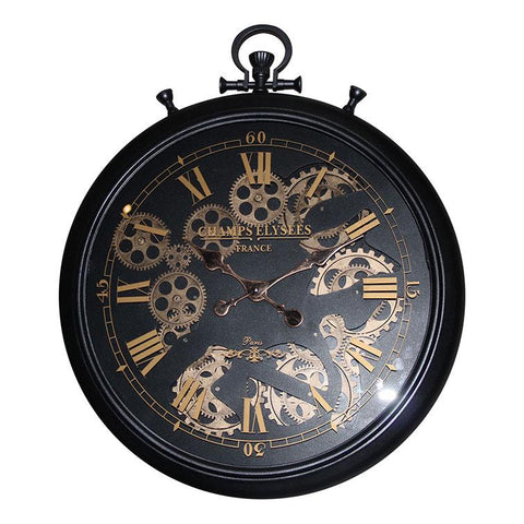 Lancelot Mechanical Wall Clock
