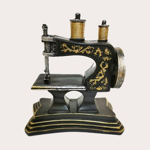 Sewing Machine Decor Ornament Adore Home Living