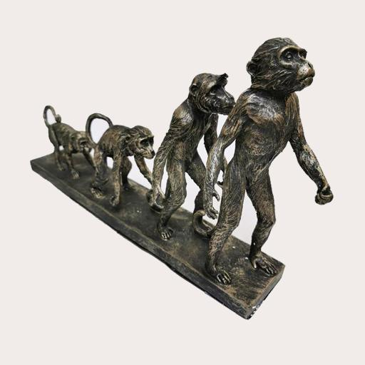 Human Evolution Decor Ornament Adore Home Living