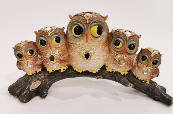 Family of 5 Owls - Adore Home Living Perth WA