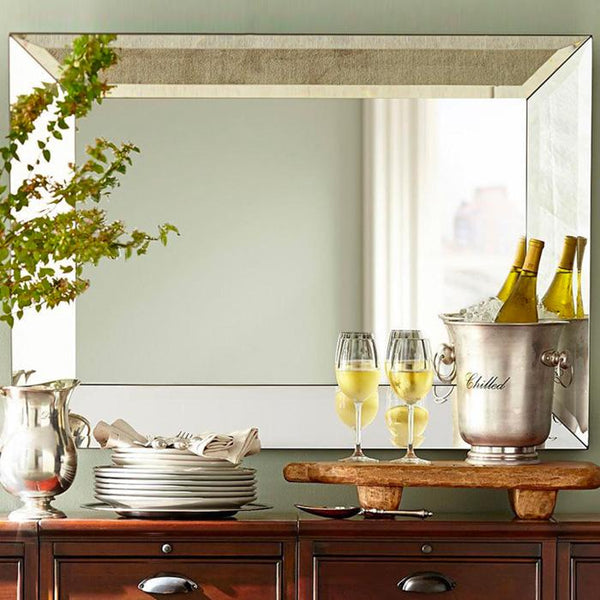 Peter Wall Mirror Adore Home Living