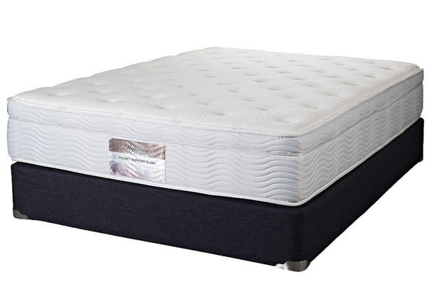 Pocket Support Plush Mattress - Adore Home Living Perth WA