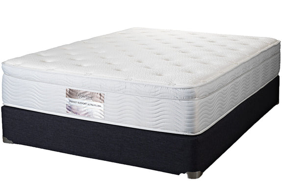 Pocket Support Ultra Plush Mattress - Adore Home Living