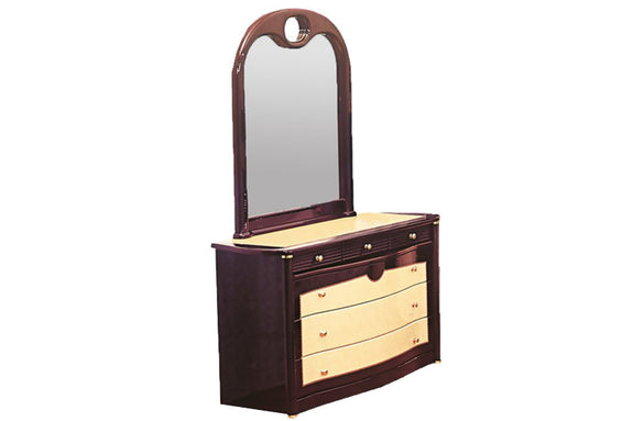 Rowan Dressing Table with Mirror