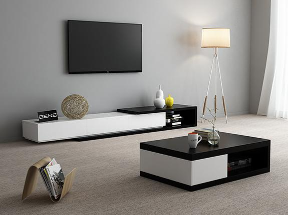 Ramsey Entertainment Unit TV Unit Adore Home Living