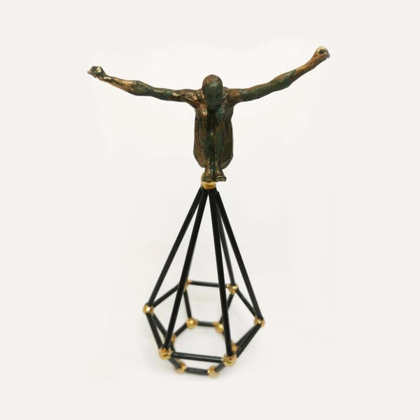 Sculpture - Balance Decor Ornament Adore Home Living