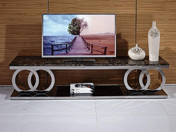 Sienna Marble TV Unit - Adore Home Living Perth WA