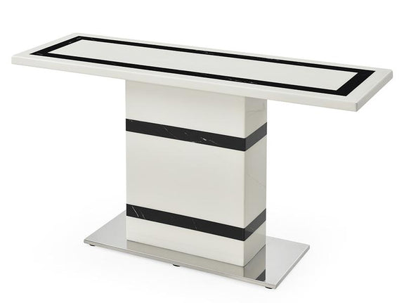 Tahana Marble Console Table - Adore Home Living Perth WA