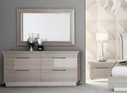 Toronto Dressing Table and Mirror