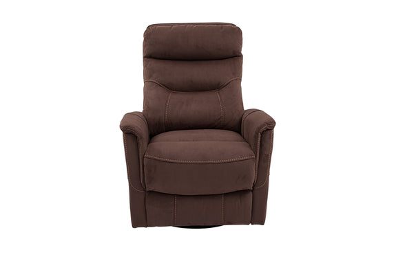 Nils Recliner Chair Fabric Lounge Adore Home Living