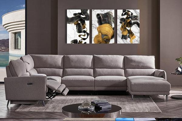 Diamond Painting Set of 3 The Flow - Order Only Diamond Wall Art Adore Home Living