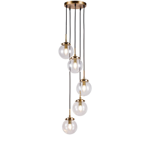 Haper Long Pendant 32 Pendant Adore Home Living