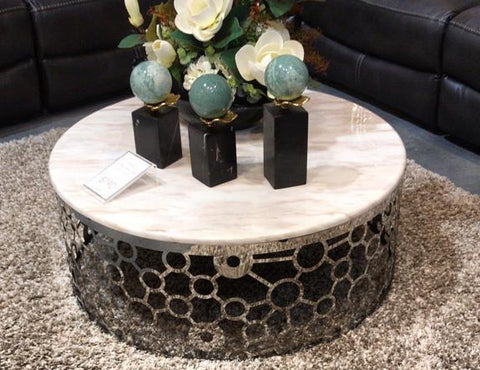 Rosie Marble Coffee Table
