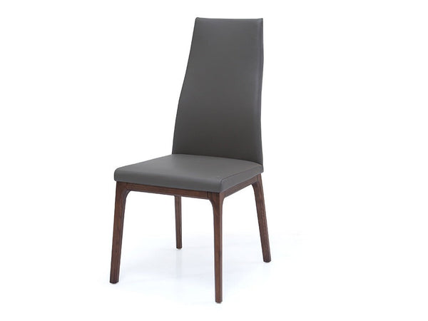 Wyatt Leather Dining Chair Adore Home Living Perth Furniture Store