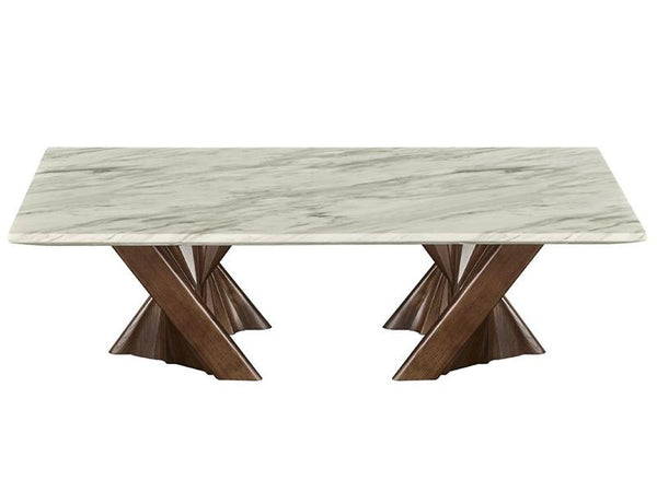 Alpha Marble Coffee Table - adore-online.myshopify.com  -  Coffee Table