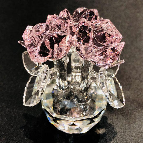 Crystal Love Rose