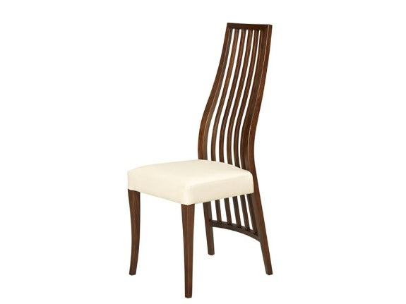 Delta Leather Dining Chair