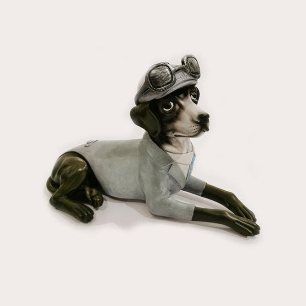 Pilot Dog Decor Ornament Adore Home Living